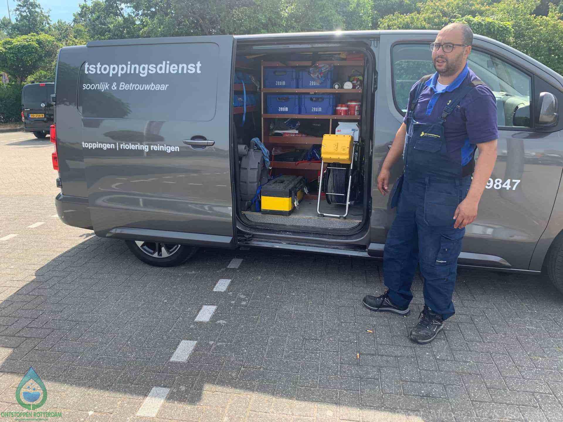 Ontstoppingsdienst Rotterdam